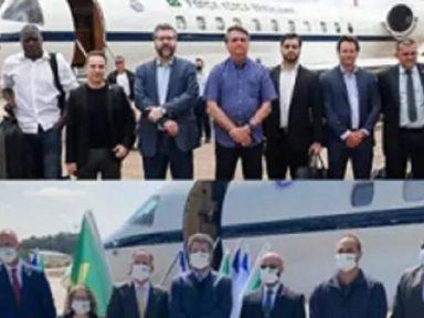 "Hospital de Israel, que testa ""spray milagroso"", nega-se a receber equipe enviada por Bolsonaro"