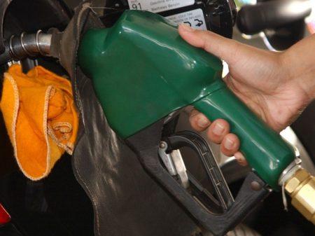 Combustíveis puxam alta da inflação