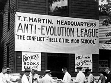 """O Julgamento do Macaco"" – a ciência na luta contra o obscurantismo"