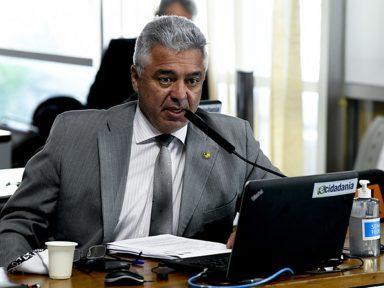 Com Covid-19, senador Major Olimpio é transferido para UTI