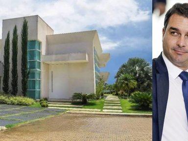Ministro do STF condena segredos em escritura da mansão de R$ 6 milhões de Flávio Bolsonaro