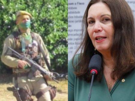 Bia Kicis é repudiada por insuflar motim armado da PM na Bahia