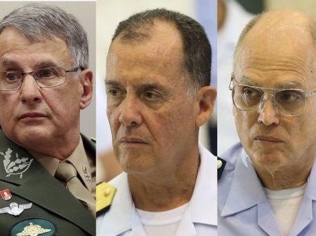 Comandantes militares deixam cargos em repúdio à rota golpista urdida por Bolsonaro