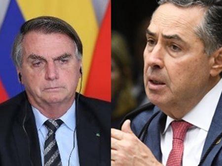 """""""Com um ano de atraso e 300 mil mortes, resolveram chamar especialistas"""", ironiza Barroso"""