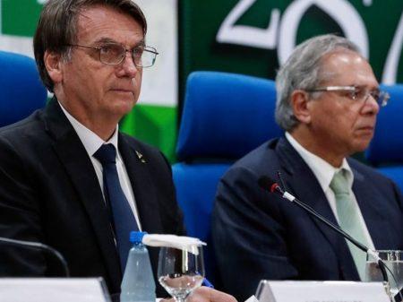 Bolsonaro corta R$ 29 bi do orçamento da União