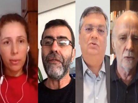 Dino, Freixo, Lara Resende e Dweck repelem teto de gastos