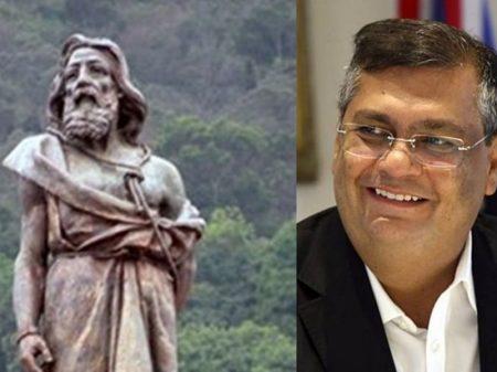 Para Flávio Dino, Tiradentes foi exemplo na defesa da soberania e do desenvolvimento