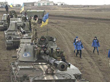 Putin e Merkel chamam a retomar Protocolos de Minsk para desescalar tensão na Ucrânia