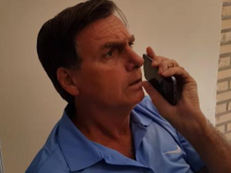 Bolsonaro reclama de divulgação da conversa em que pressiona para desviar o foco da CPI