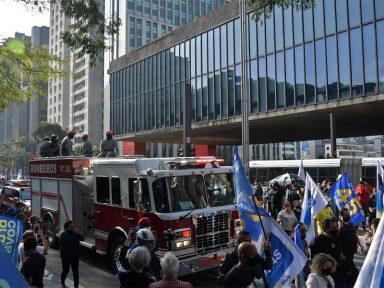 Governadores, parlamentares e autoridades manifestam pesar pela morte do prefeito de São Paulo
