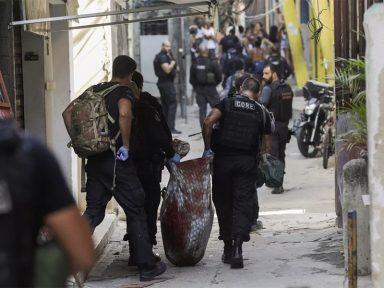 MP-RJ denuncia policiais por homicídio doloso e fraude processual durante chacina no Jacarezinho