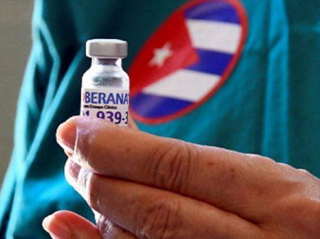 Acordo Argentina-Cuba vai acelerar produção da vacina Soberana