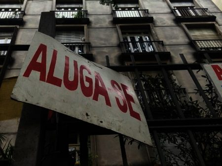 Inflação do aluguel atinge 37% em 12 meses