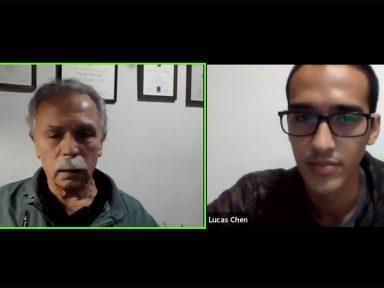 Ricardo Galvão conclama a defesa da Amazônia frente ao negacionismo de Bolsonaro