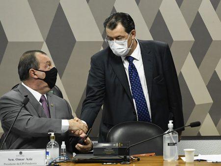 CPI avança e Bolsonaro ataca investigações que provam a sua sabotagem