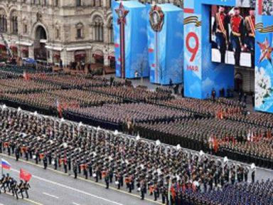 Rússia celebra o 76º aniversário da Vitória sobre o nazismo