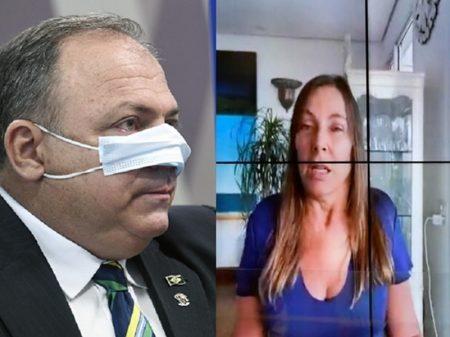 """Senadora Mara Gabrilli detona Pazuello: """"ele tinha obrigação de monitorar oxigênio"""""""
