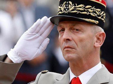 Chefe do Estado Maior francês convida racistas a deixarem Forças Armadas