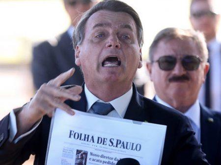 Juristas e professores pedem ao STF que Bolsonaro seja submetido a exames psiquiátricos