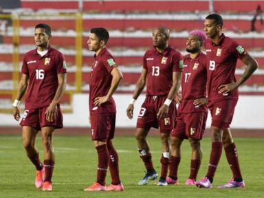 Na véspera de abertura da Copa América, 12 jogadores da Venezuela testam positivo para Covid