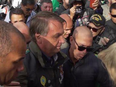 Governo de SP multa Bolsonaro, filho e ministro pelo descaso com máscara