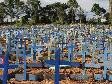 """""""375 mil mortes poderiam ter sido evitadas com melhor controle"""", diz Pasternak"""