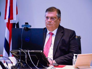 Flávio Dino decreta luto oficial pelas 500 mil vidas perdidas por Covid-19