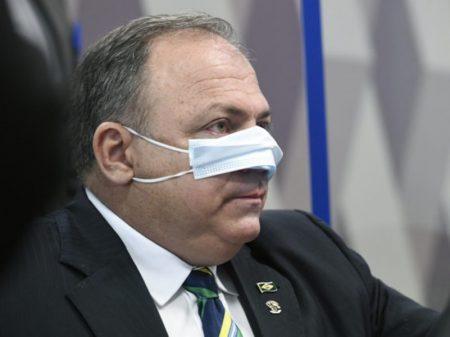 Pazuello tentou convencer OMS a espalhar cloroquina pelo mundo