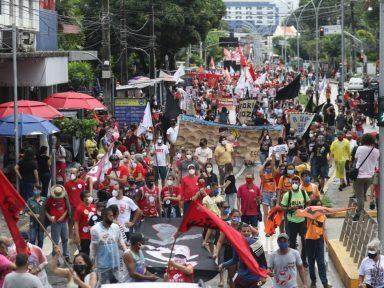 Governo de Pernambuco garante ato pacífico no Recife contra Bolsonaro