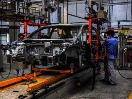Sem semicondutores, Volks para produção