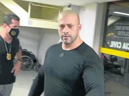 Moraes abre novo inquérito contra violações de Daniel Silveira