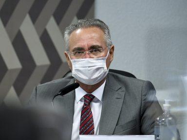 """""""Tem um louco na Presidência"""", afirma relator da CPI da Pandemia"""