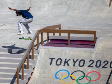 Skate garante a primeira medalha do Brasil em Tóquio