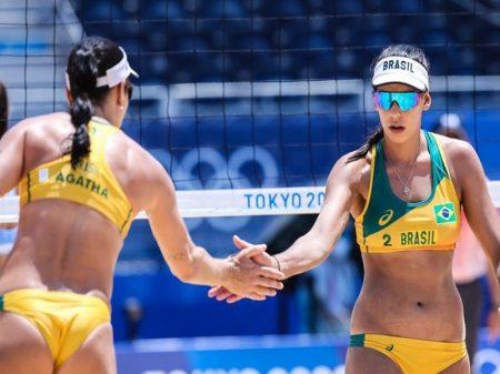 Brasil estreia nas Olimpíadas com vitórias no futebol e no vôlei