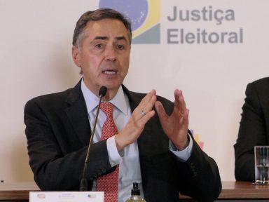 """Presidente do TSE: """"discurso de 'se eu perder houve fraude' é discurso de quem não aceita a democracia"""""""
