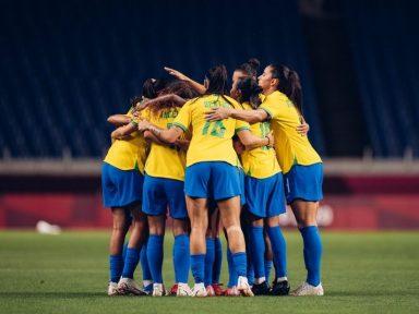 Mulheres têm dia de vitória no Futebol, Vôlei e Handebol