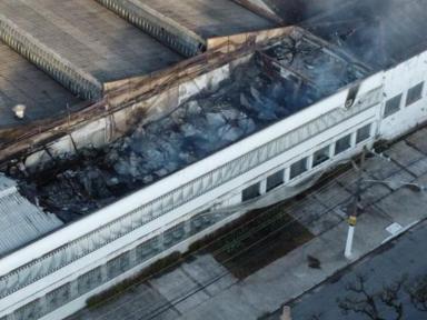 Cineastas denunciam omissão criminosa do governo Bolsonaro no incêndio da Cinemateca
