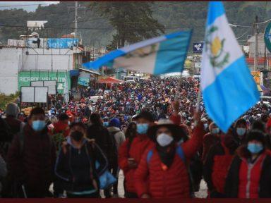 Guatemala: greve geral exige renúncia do presidente e Constituinte