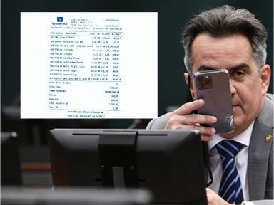 Ciro Nogueira gastou R$ 1 mil em cápsulas de café e passou a conta para o Senado pagar