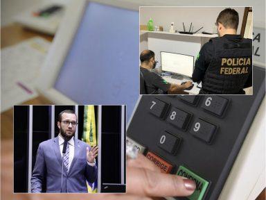 Deputado bolsonarista usa criminoso preso para tentar desacreditar urna eletrônica