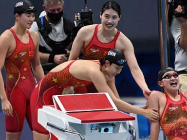 China bate recorde mundial e lidera em medalhas de ouro em Tóquio