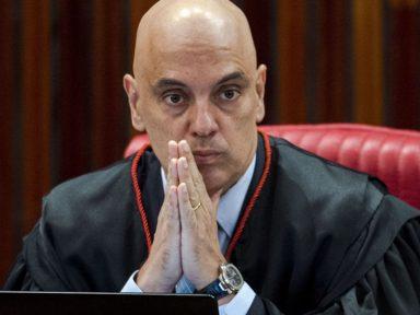 Moraes põe de volta delegado afastado do caso de intervenção na PF