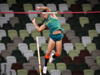 Com sua melhor marca do ano, Thiago Braz conquista bronze no salto com vara