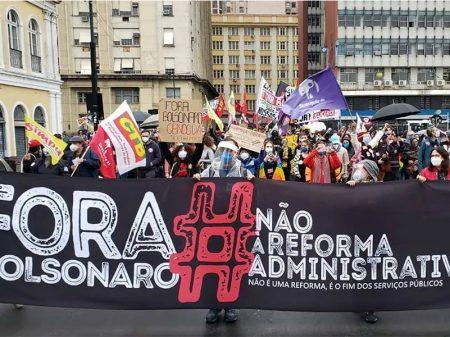 Governo ataca direito de greve e cria sistema para monitorar paralisações e cortar ponto