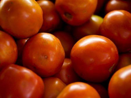 Nem tomate o povo pode comer mais