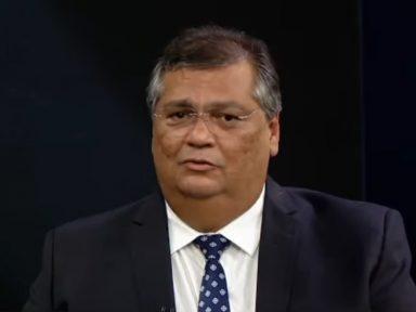Flávio Dino: 'é inaceitável a atitude patética de Bolsonaro contra a democracia'