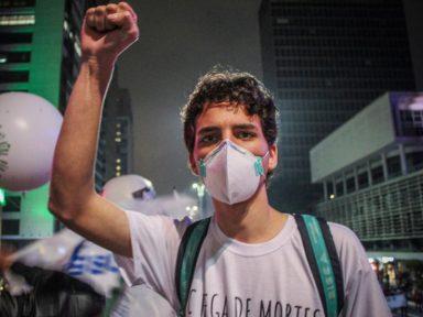 UMES: Dia 11 de agosto vamos às ruas denunciar os crimes de Bolsonaro contra a Educação