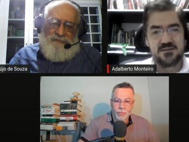 """Nilson, Adalberto e Bertolino debatem """"Diretrizes do PCdoB para a Reconstrução Nacional"""""""