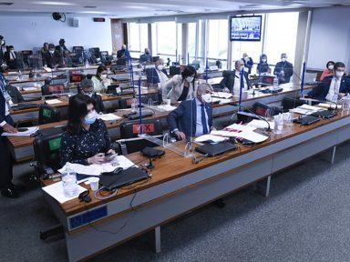 Cúpula da CPI discute com OAB mudanças na lei do impeachment