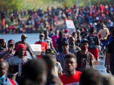 Defensores de direitos humanos a Biden: deportação de haitianos é vilania